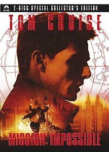 Mission Impossible (Special Editions) (Blu-ray)