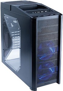 Antec Nine Hundred schwarz mit Sichtfenster (0761345-08009-5)