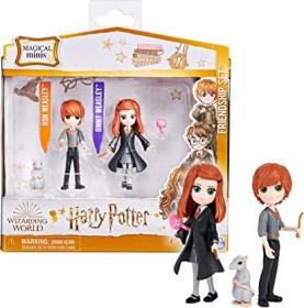 Spin Master Wizarding World Harry Potter - Friendship Set Ron Weasley und Ginny Weasley (6061834)