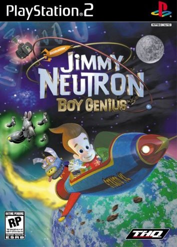 Jimmy Neutron - Der mutige Erfinder (niemiecki) (PS2) -- via Amazon Partnerprogramm