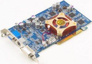 Gigabyte Maya II Radeon 9600 Pro, 128MB DDR, DVI, TV-out, AGP (GV-R96P128DH/DU)