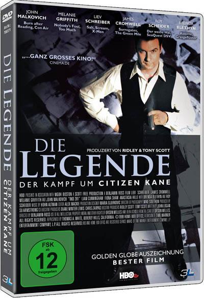 """Die Legende - Der Kampf um """"Citizen Kane"""""""
