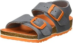 Birkenstock New York Birko-Flor desert soil vibrant gray (Junior) (1015751/1015752)