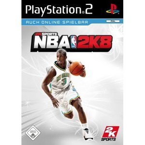 NBA 2K8 (deutsch) (PS2)
