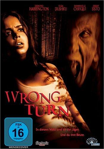Wrong Turn -- via Amazon Partnerprogramm