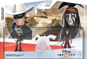 Disney Infinity - 3er-Pack - Lone Ranger (PC/PS3/PS4/Xbox 360/Xbox One/WiiU/Wii/3DS)