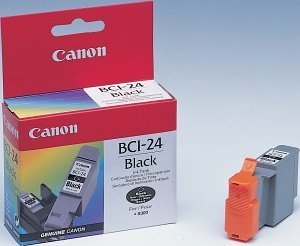Canon BCI-24BK Ink black (6881A002)