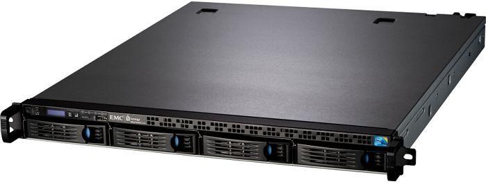 LenovoEMC StorCenter px4-300r, 2x Gb LAN, 1U (35661)