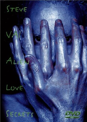 Steve Vai - Alien Love Secrets -- via Amazon Partnerprogramm