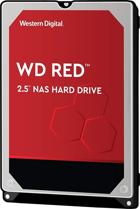 "Western Digital WD Red   1TB, 2.5"", SATA 6Gb/s (WD10JFCX)"