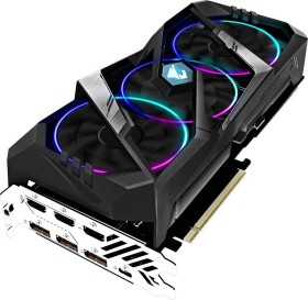 Gigabyte Aorus GeForce RTX 2070 SUPER 8G, 8GB GDDR6, 3x HDMI, 3x DP, USB-C (GV-N207SAORUS-8GC)