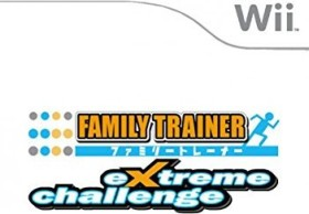 Family Trainer - Extreme Challenge (Wii)