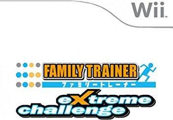 Family Trainer - Extreme Challenge (deutsch) (Wii) -- via Amazon Partnerprogramm