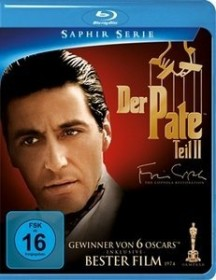 Der Pate 2 (Blu-ray)