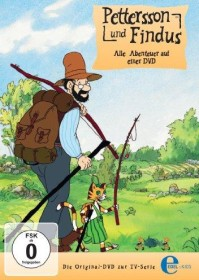 Pettersson und Findus - Die TV-Serie (DVD)