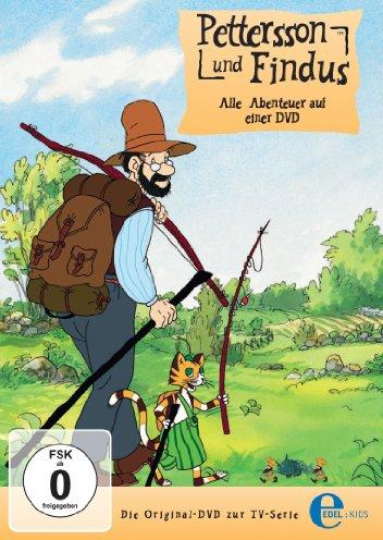 Pettersson und Findus - Die TV-Serie -- via Amazon Partnerprogramm