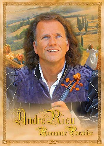 André Rieu - Romantic Paradise -- via Amazon Partnerprogramm