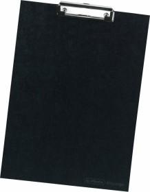 Herlitz Klemmbrett A4, schwarz (10842391)