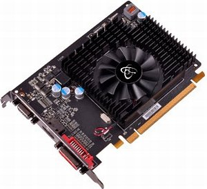 XFX Radeon HD 6670, 1GB DDR3, VGA, DVI, HDMI (HD-667X-ZHF2)