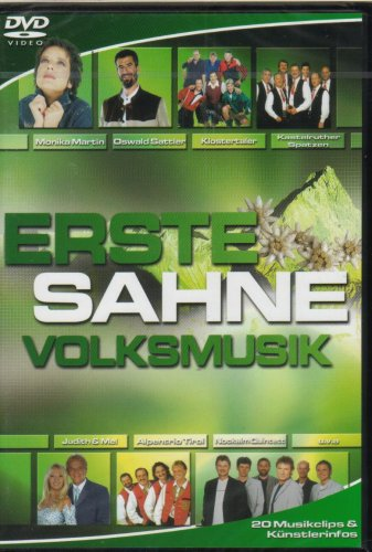 Erste Sahne Volksmusik -- via Amazon Partnerprogramm