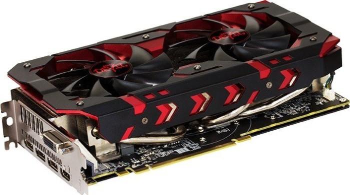 PowerColor Radeon RX 590 Red Devil, 8GB GDDR5, DVI, HDMI, 3x DP (AXRX 590 8GBD5-3DH/OC)