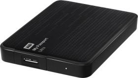 Western Digital WD My Passport Ultra black 2TB, USB 3.0 micro-B (WDBMWV0020BBK)