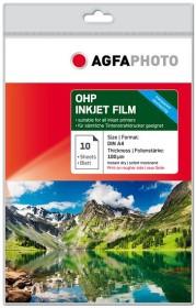 AgfaPhoto OHP-Inkjet Folie A4, 10 Blatt (AP10A4OHPINK)