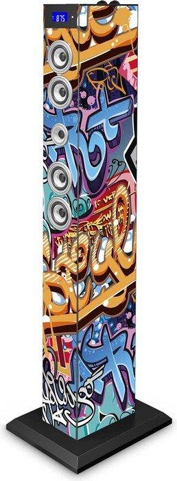 BigBen Sound Tower TW6 Graffiti