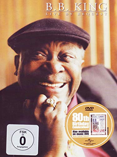 B.B. King - Live by Request -- via Amazon Partnerprogramm
