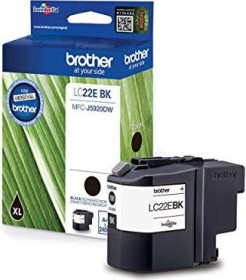 Brother ink LC22EBK black high capacity