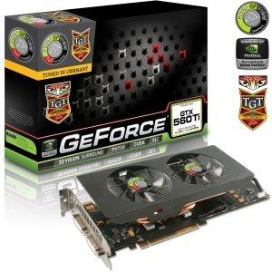 Point of View GeForce GTX 560 Ti TGT Beast Dual Fan, 1GB GDDR5, 2x DVI, mini HDMI (TGT-560TI-A2-1-BST-D)