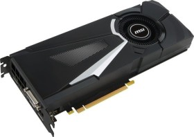 MSI GeForce GTX 1070 Aero 8G OC, 8GB GDDR5, DVI, HDMI, 3x DP (V330-011R)