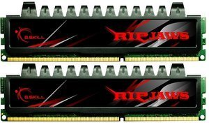 G.Skill RipJaws DIMM Kit   4GB, DDR3-1333, CL7-7-7-21 (F3-10666CL7D-4GBRH)