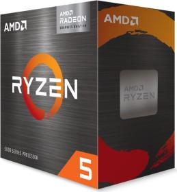 AMD Ryzen 5 5600G, 6C/12T, 3.90-4.40GHz, boxed (100-100000252BOX)
