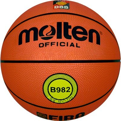 Molten B982D Wettspiel-Basketball -- via Amazon Partnerprogramm