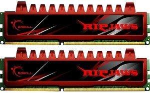 G.Skill RipJaws DIMM Kit 4GB, DDR3-1333, CL9-9-9-24 (F3-10666CL9D-4GBRL)