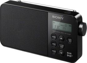 Sony XDR-S40DBP black