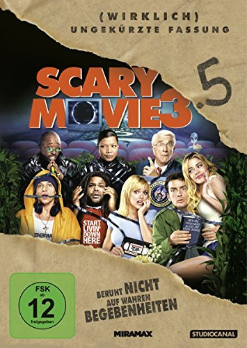 Scary Movie 3.5 (Special Editions)