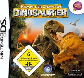 Dinosaurier - Kampf der Giganten (DS)