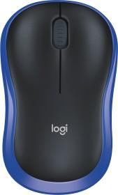 Logitech M185 Wireless Mouse Blue, USB (910-002239/910-002236)