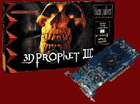 Guillemot / Hercules 3D Prophet III, GeForce 3, 64MB DDR, AGP, retail (4761167)