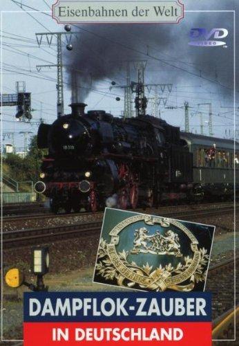 Eisenbahnen der Welt: Dampflokzauber in Deutschland -- via Amazon Partnerprogramm