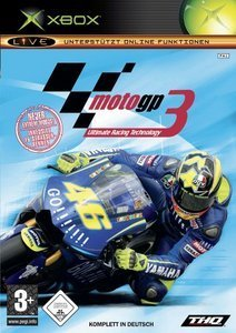 Moto GP: Ultimate Racing Technology 3 (deutsch) (Xbox)