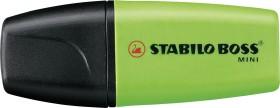 Stabilo Boss mini green (07/33)