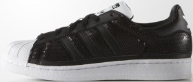 adidas Superstar core black/white (Damen) (S77409)