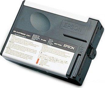 Epson SJIC1 tusz czarny (C33S020175)