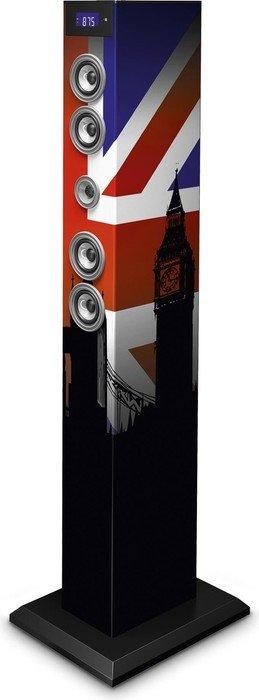 BigBen Sound Tower TW6 Union Jack