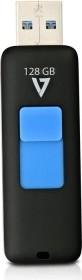 V7 Slider 128GB, USB-A 3.0 (VF3128GAR-BLK-3E)
