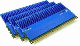 Kingston HyperX T1 XMP DIMM Kit 6GB, DDR3-1800, CL9-9-9-27 (KHX1800C9D3T1FK3/6GX)