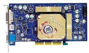 Chaintech CT-SA5900X, GeForceFX 5900XT, 128MB DDR, DVI, TV-out, AGP